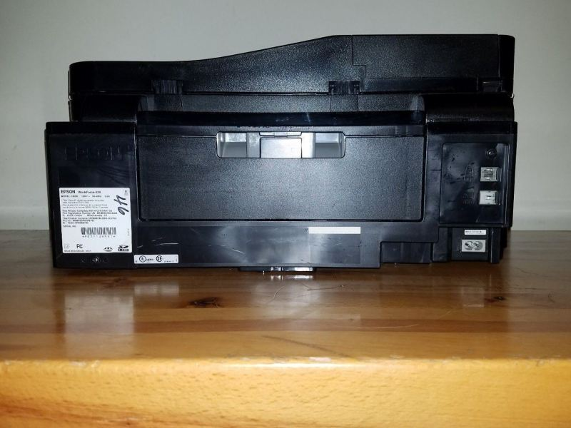 Large Of Epson Workforce 630