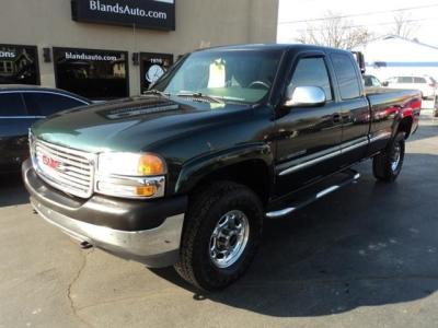Used Gmc Sierra Under  15 000 In Indiana For Sale        Used Cars On     2001 GMC Sierra