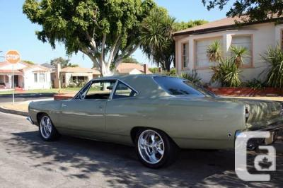 1968 Plymouth roadrunner - for sale in Winnipeg, Manitoba Classifieds - CanadianListed.com