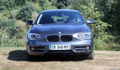 BMW Série 1 : de la propulsion à la transmission avant