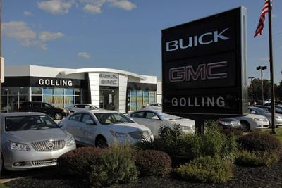Golling Buick GMC in Lake Orion including address  phone  dealer         Golling Buick GMC Image 2