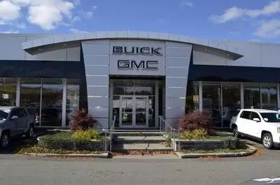 Tasca Buick GMC in Woonsocket including address  phone  dealer     Tasca Buick GMC Image 1