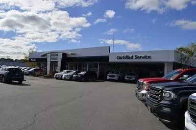 Tasca Buick GMC in Woonsocket including address  phone  dealer         Tasca Buick GMC Image 2