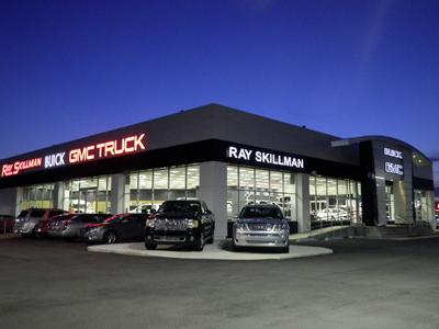Ray Skillman Buick GMC South in Indianapolis including address         Ray Skillman Buick GMC South Image 4
