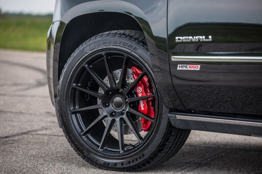 Hennessey Superchargers GMC Yukon Denali To 650 Horses   Carscoops