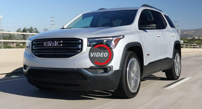 2017 GMC Acadia Barely Scrapes By In Latest Review   Carscoops Even though the 2017 Acadia is a much improved vehicle compared to the  previous generation model  there are still plenty of shortcomings you need  to get