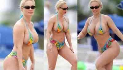 Croatian President Kolinda Grabar Kitarovic's bikini pics go viral – is it real? | Catch News
