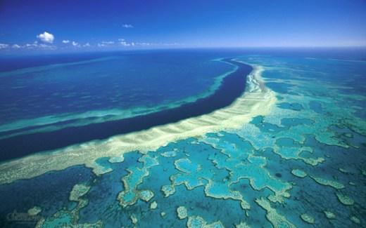 great barrier reef adani story