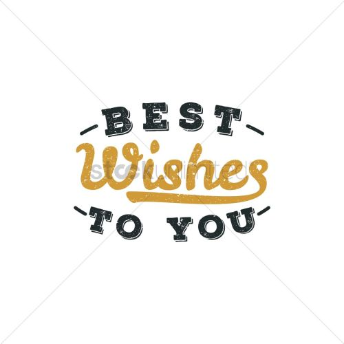 Medium Of Wishing You The Best