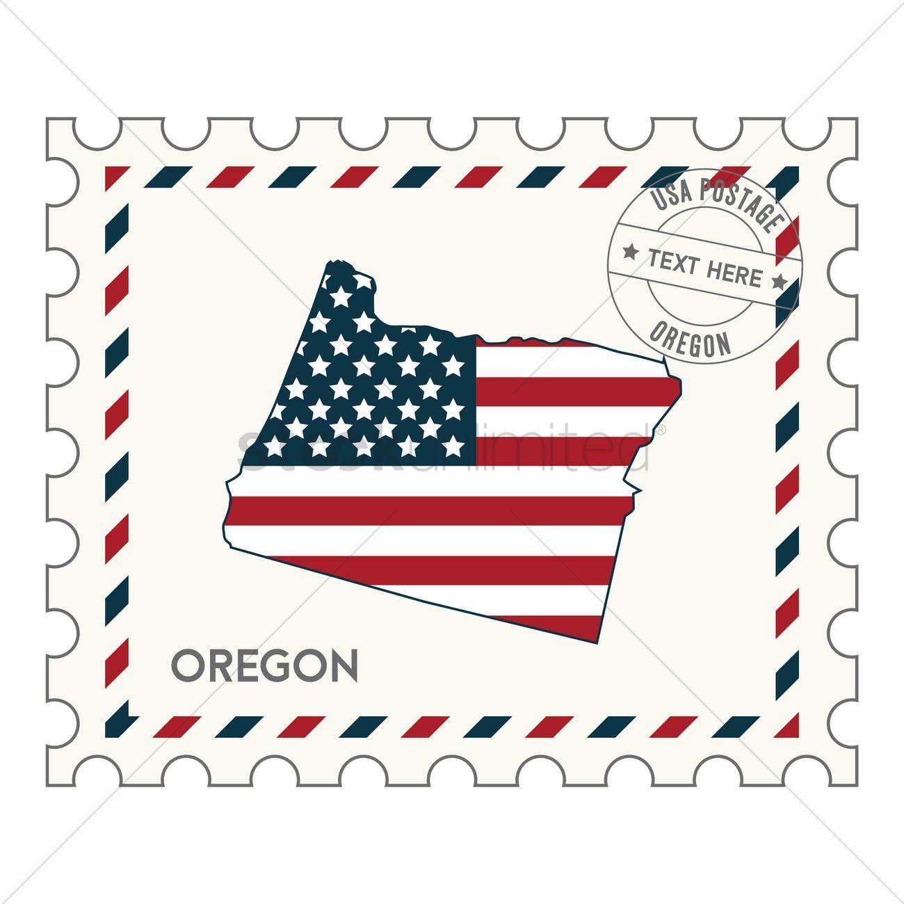 Fullsize Of Post Card Stamp