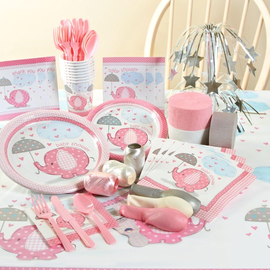 pink safari baby shower pink elephant baby shower