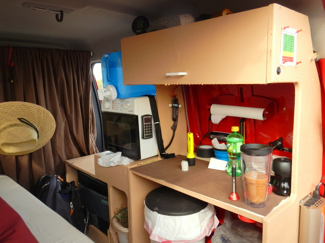Cheap Rv Living Com Update On The Ford Transit Connect