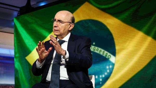 Seguro. El ministro de Hacienda Meirelles dice que la norma es clave para atraer inversiones. /Bloomberg