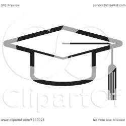 Fabulous Mortar Board Graduation Cap Icon Royaltyfree Vector Illustration By Lal Perera Clipart A Black A Black Clipart Mortar Board Graduation Cap Icon