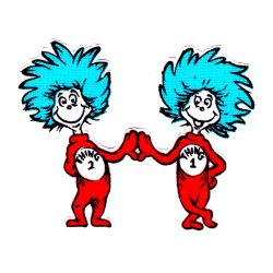 Small Crop Of Thing 1 And Thing 2