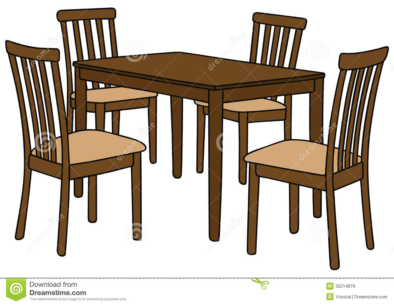 kitchen table clipart kitchen table and chairs clipart hd home furniture design
