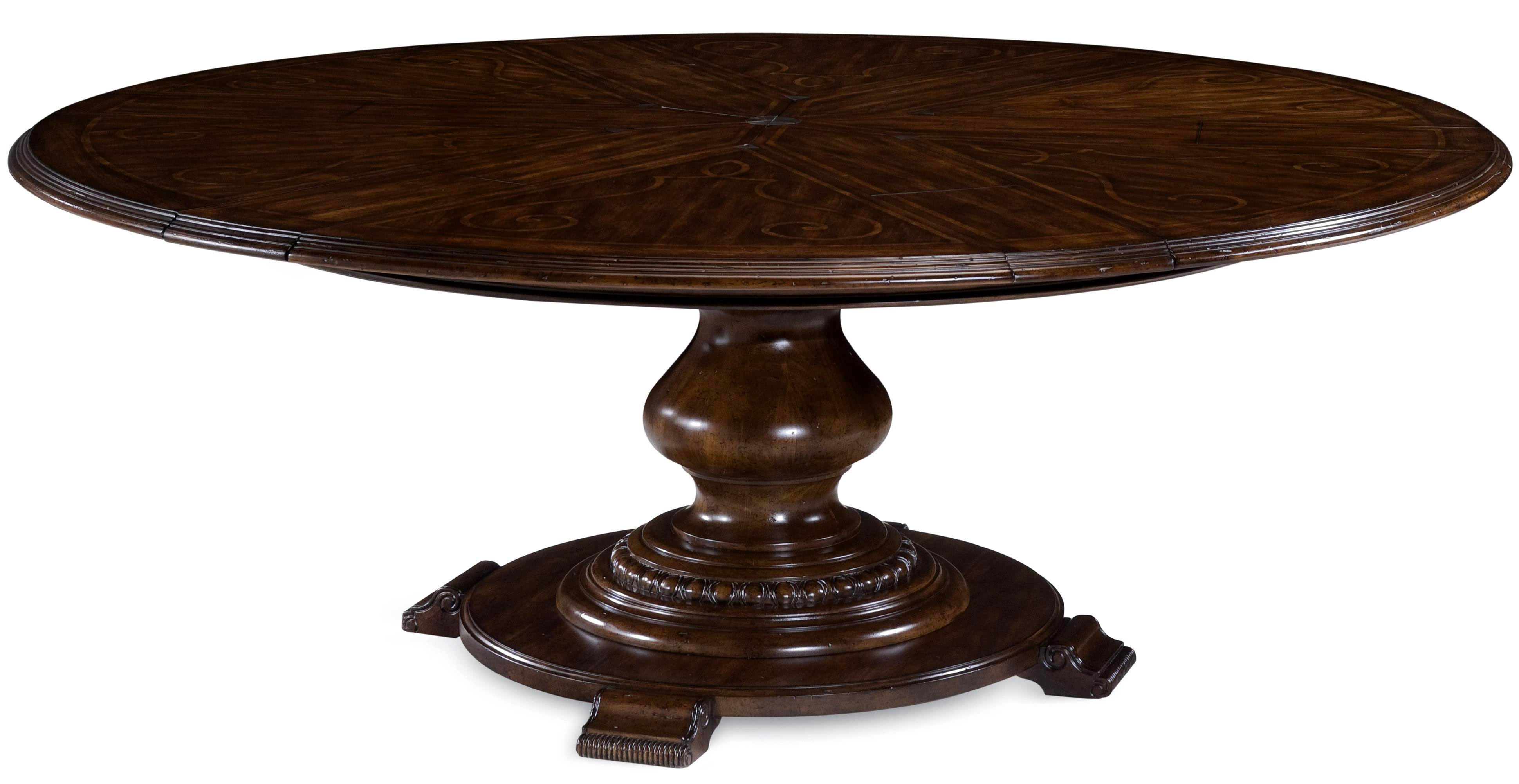 round dining table clip art conference table w self storing leaves this unique round dining table 3880x2004