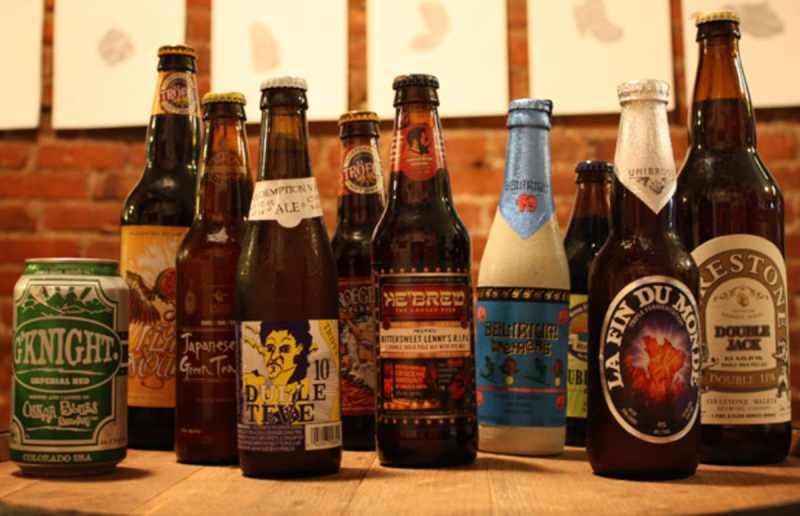 Large Of Highest Abv Beer