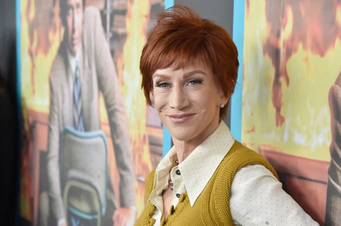 Kathy Griffin Announces New U S  Tour  Set to Start in  Trump s     Kathy Griffin