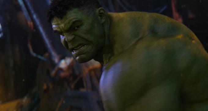 Hulk Out  Could the MCU s Hulk and Bruce Banner Be Splitting Up     Hulk in  Avengers  Infinity