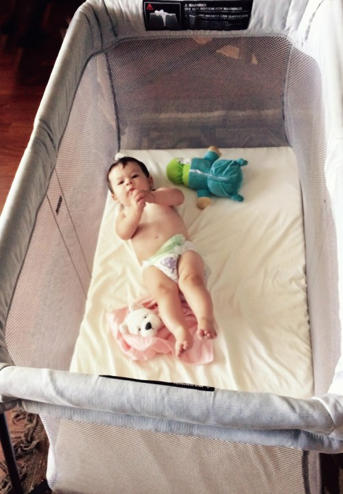 Medium Of Baby Bjorn Travel Crib