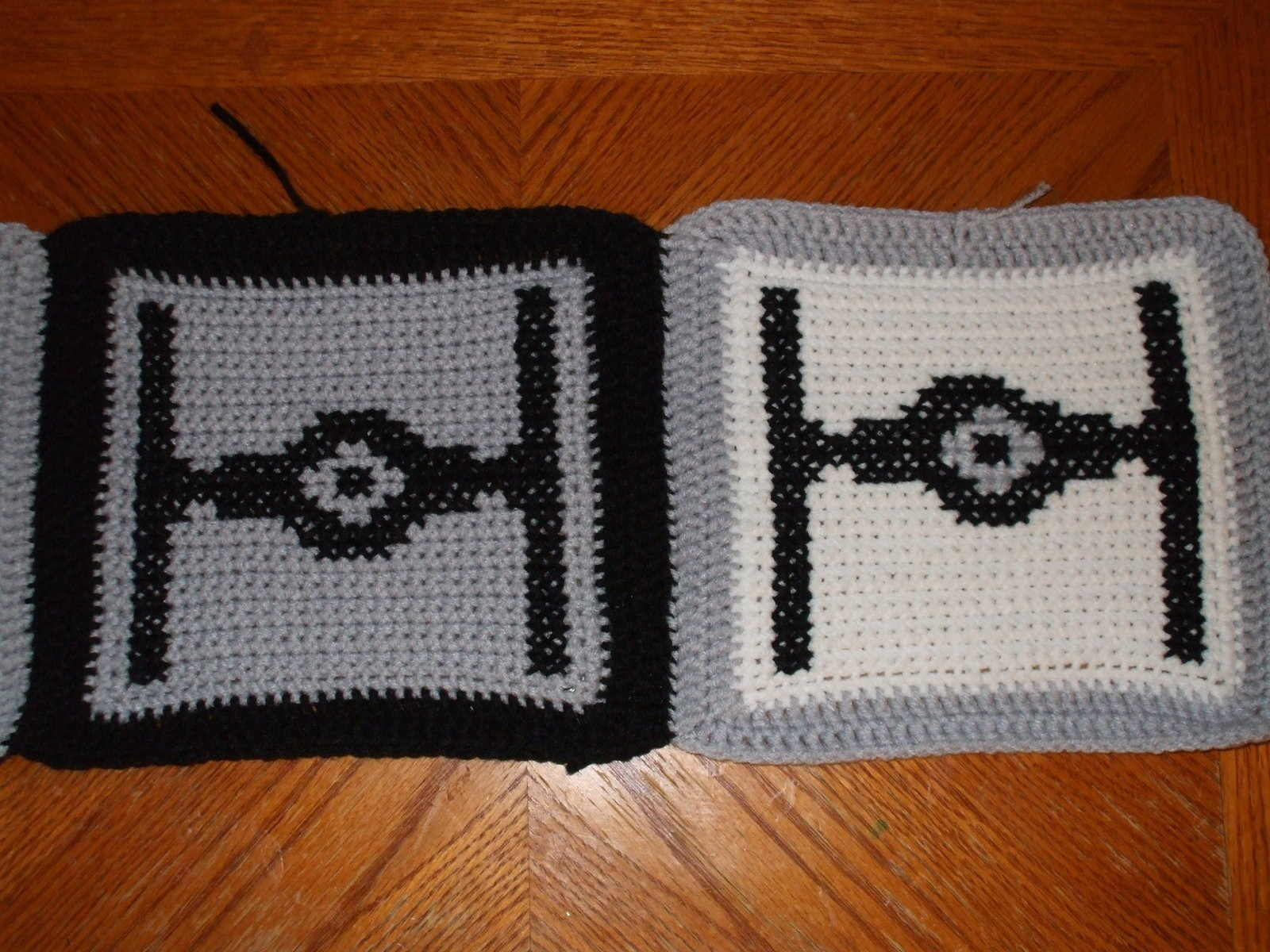 Perky Star Wars Next A Gift Star Wars Blanket A Knit Or Crochet Blanket Cross Stitch And My Bror Stitch A Knit Orcrochet Blanket By Cross Stitching baby Star Wars Blanket
