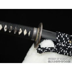 Especial Northshire Hand Made Handmade Japanese Samurai Sword Full Tang Hand Made Handmade Japanese Samurai Sword Full Tang Fedsteel Katana By Swords houzz-02 Swords Of Northshire