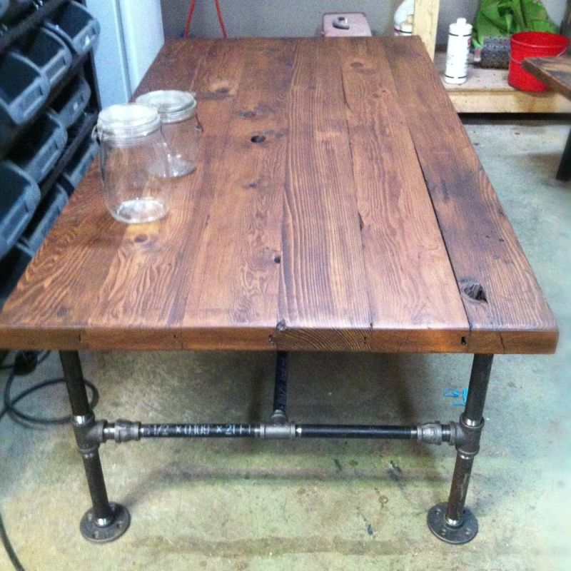 Large Of Cast Iron Table Legs
