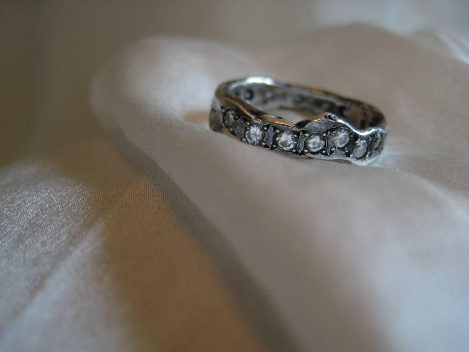 engagement wedding ring order stackable wedding bands A Handmade Elizabeth Wedding Band Stackable Ring Enement
