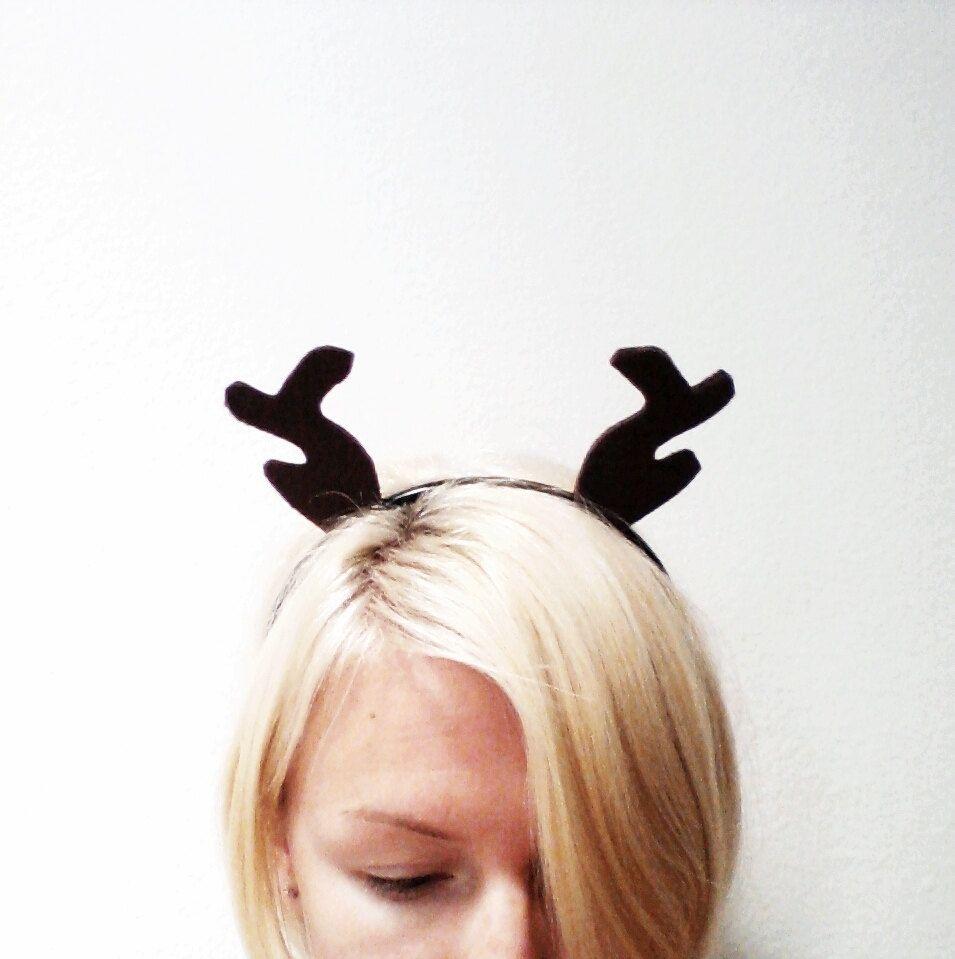 Fullsize Of Reindeer Antlers Headband