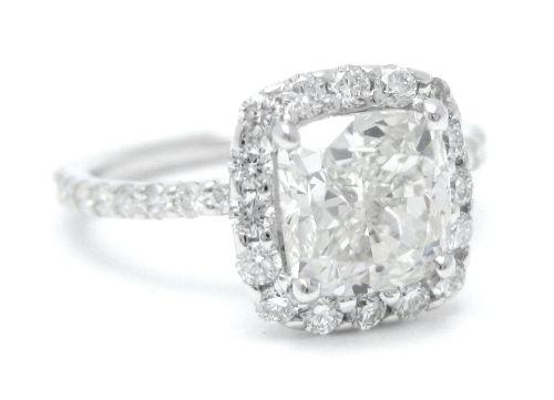 Medium Of Harry Winston Engagement Rings