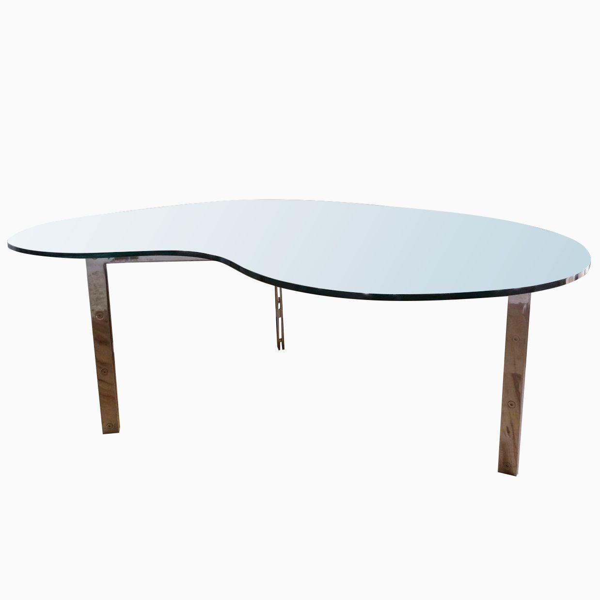 metal dining table base stainless steel kitchen table Metal dining table base Custom Made Metal Modern Sculptural Polished Stainless Steel Dining Table Base