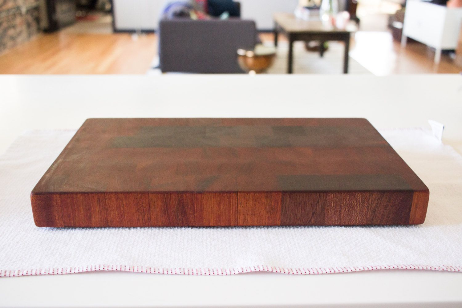 Absorbing Chefs 2018 Gifts Gifts Custom Made Mahogany End Grain Cutting Board Gifts Chefs Who Have Everything Uk Chefs Gifts Forhim Buy A Hand Crafted Mahogany End Grain Cutting Board Gifts nice food Gifts For Chefs