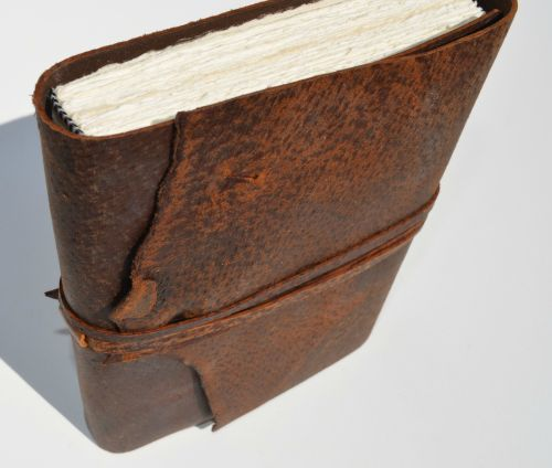 Medium Of Personalized Leather Journal