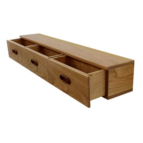 Medium Crop Of Floating Shelf With Drawer