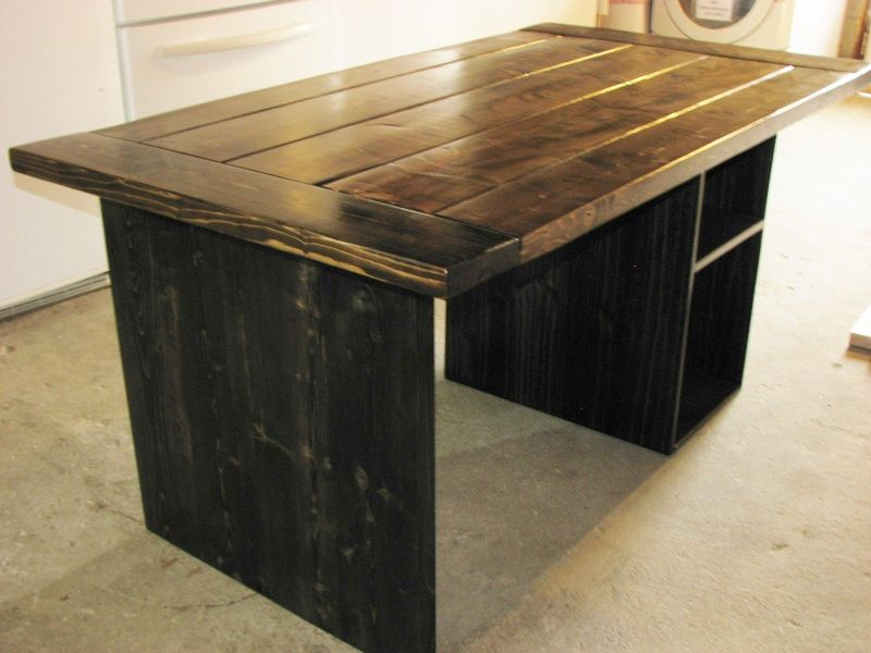 Large Of Homemade Rustic Furniture