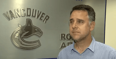 TSN 1040 hires former Canucks assistant GM Laurence Gilman | Daily Hive Vancouver
