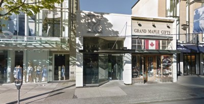 Boys'Co flagship store on Robson Street will be closing ...