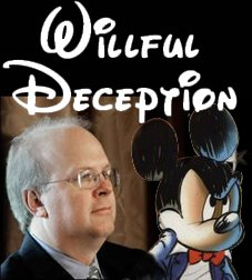 willful deception