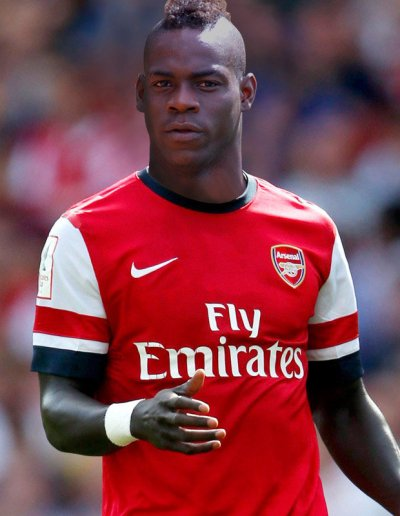 How £27m man Mario Balotelli would look in an Arsenal shirt | Daily Star