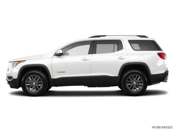 Used 2017 GMC Acadia For Sale   Mishawaka IN 2017 GMC Acadia SLT 1 SUV