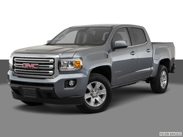 New 2018 GMC Canyon For Sale   Conroe TX 2018 GMC Canyon SLE Truck Crew Cab