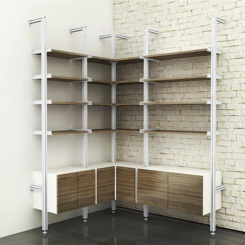Large Of Corner Wall Shelves