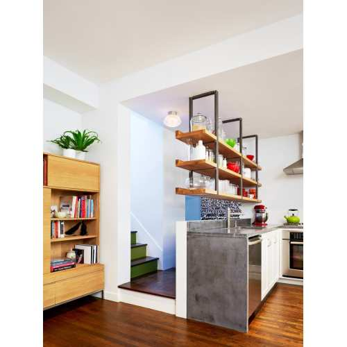 Medium Crop Of Hanging Bookshelf Ideas