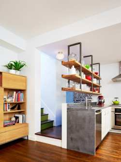 Small Of Hanging Bookshelf Ideas