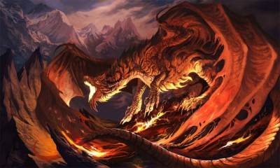 29+ Dragon Wallpapers, Backgrounds, Images, Pictures | Design Trends - Premium PSD, Vector Downloads