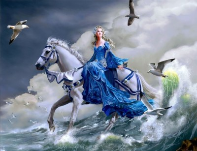 20+ Dreamy and Fantasy Desktop Wallpapers, Backgrounds, Images, Pictures   Design Trends ...
