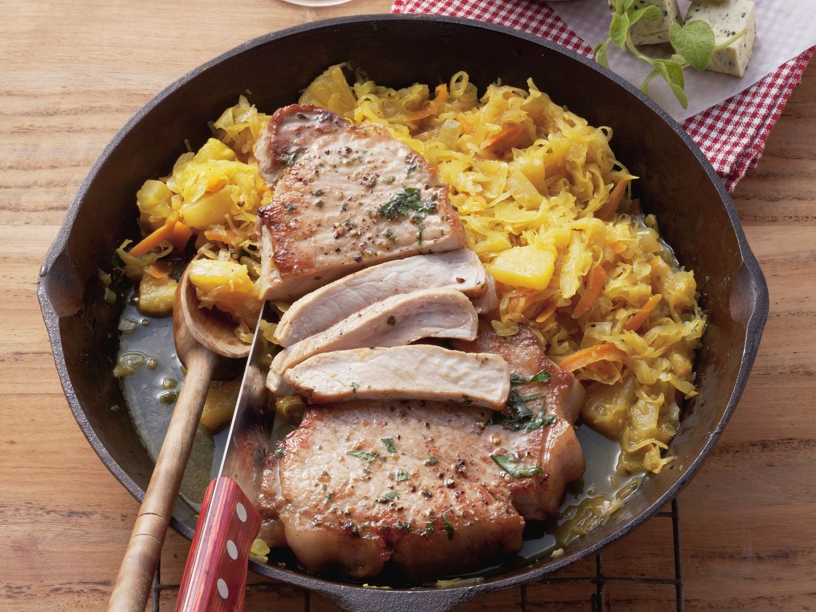 Fullsize Of Pineapple Pork Chops