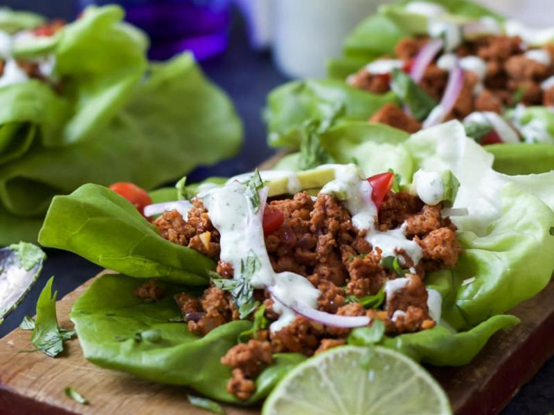 Large Of Ground Turkey Tacos