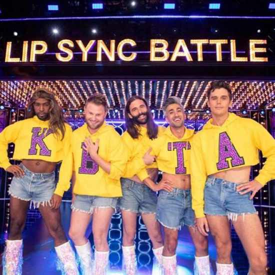 Queer Eye, Lip Sync Battle